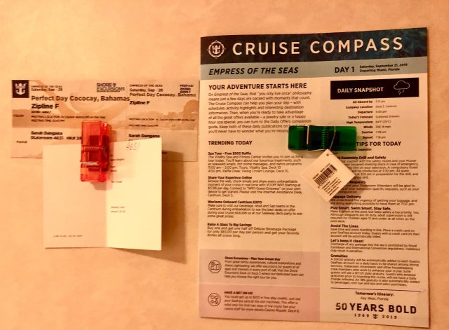 ALL YOU NEED FOR YOUR FIRST CRUISE