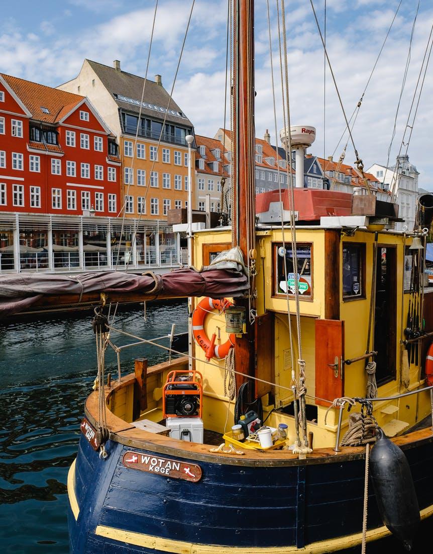 VISIT COPENHAGEN ON A BUDGET